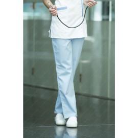 Zdravotnícke nohavice s elastickou gumou v páse UNISEX